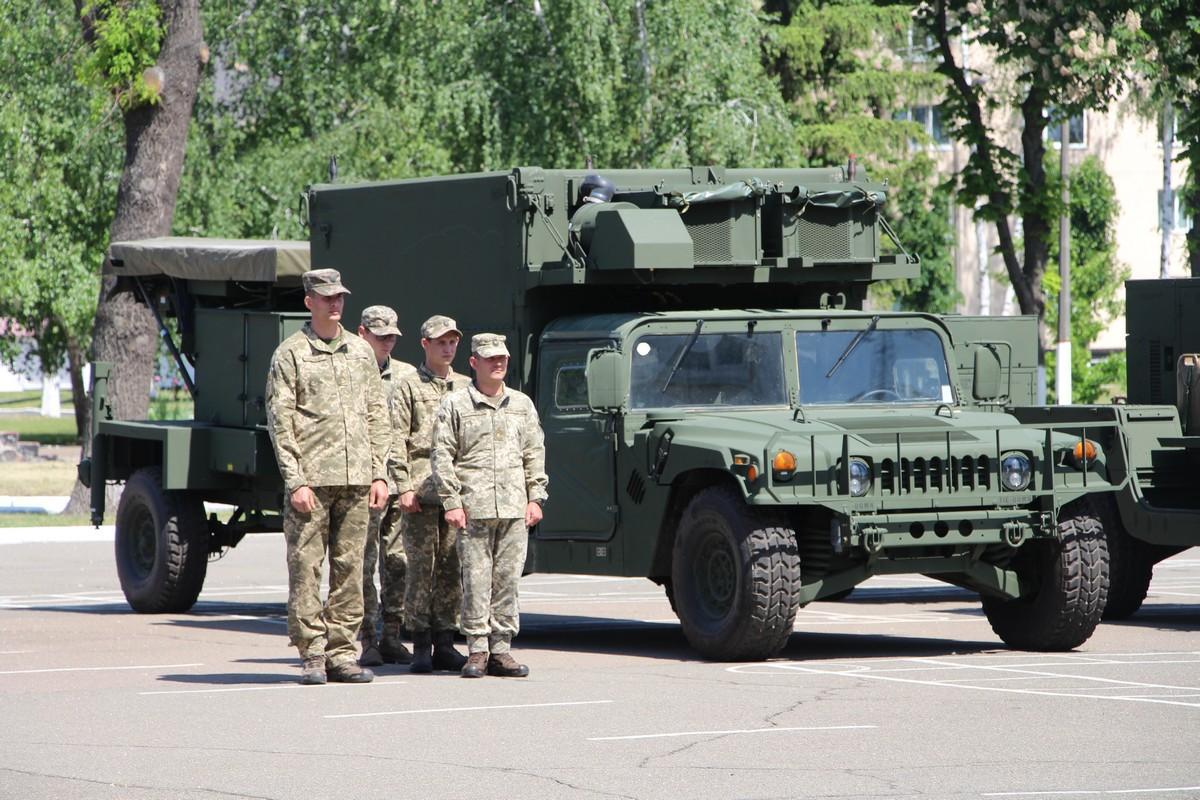 Украина получила современные контрбатарейныерадары от США / mil.gov.ua
