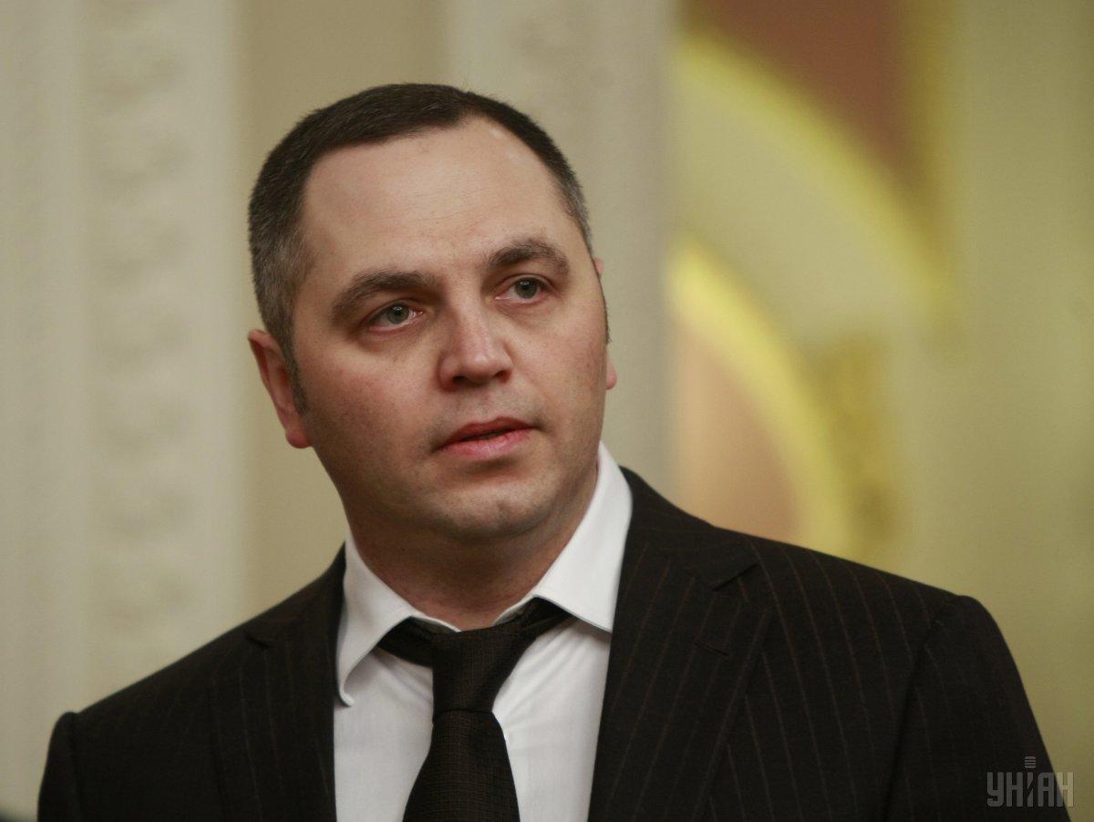 Портнов утверждает, что у него естьеще десятки подготовленных заявлений / фото УНИАН