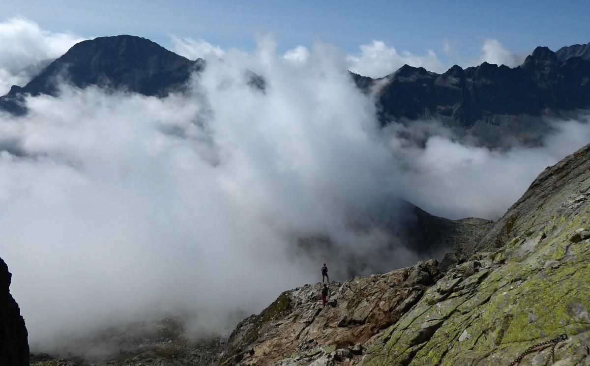 Эксперты советуют туристам обратить внимание на словацкие Татры / Flickr/Govisity.com
