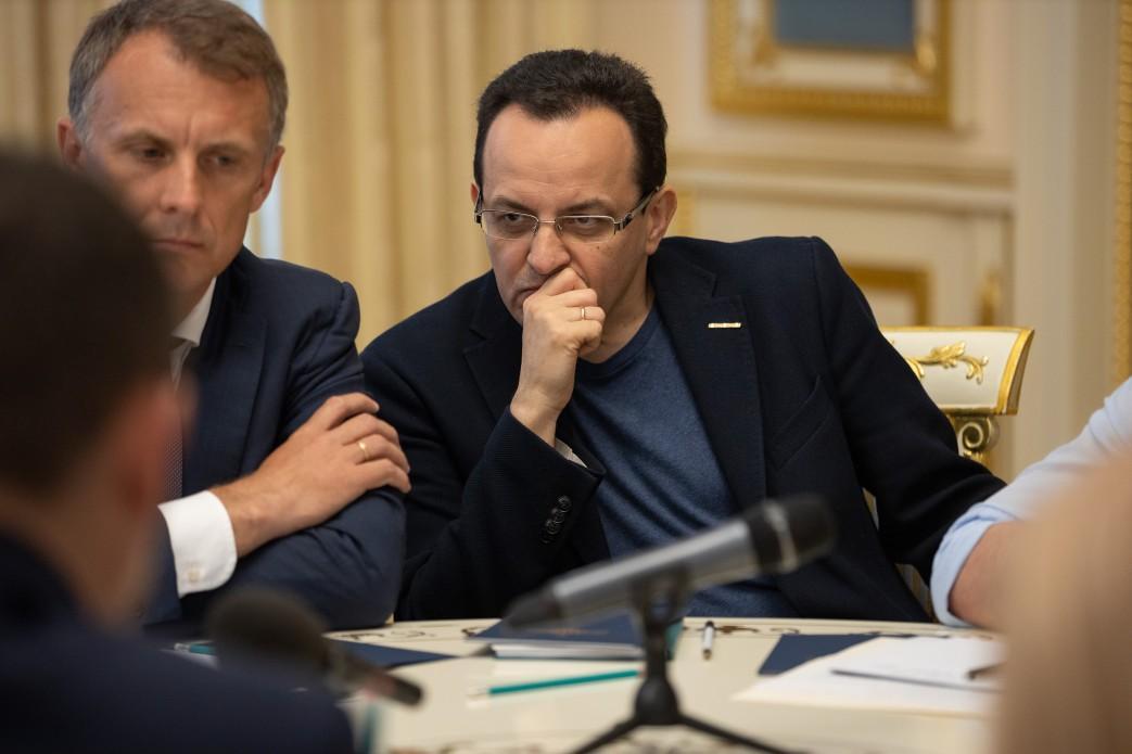 Березюк прокомментировал результаты консультаций с Зеленским / фото president.gov.ua