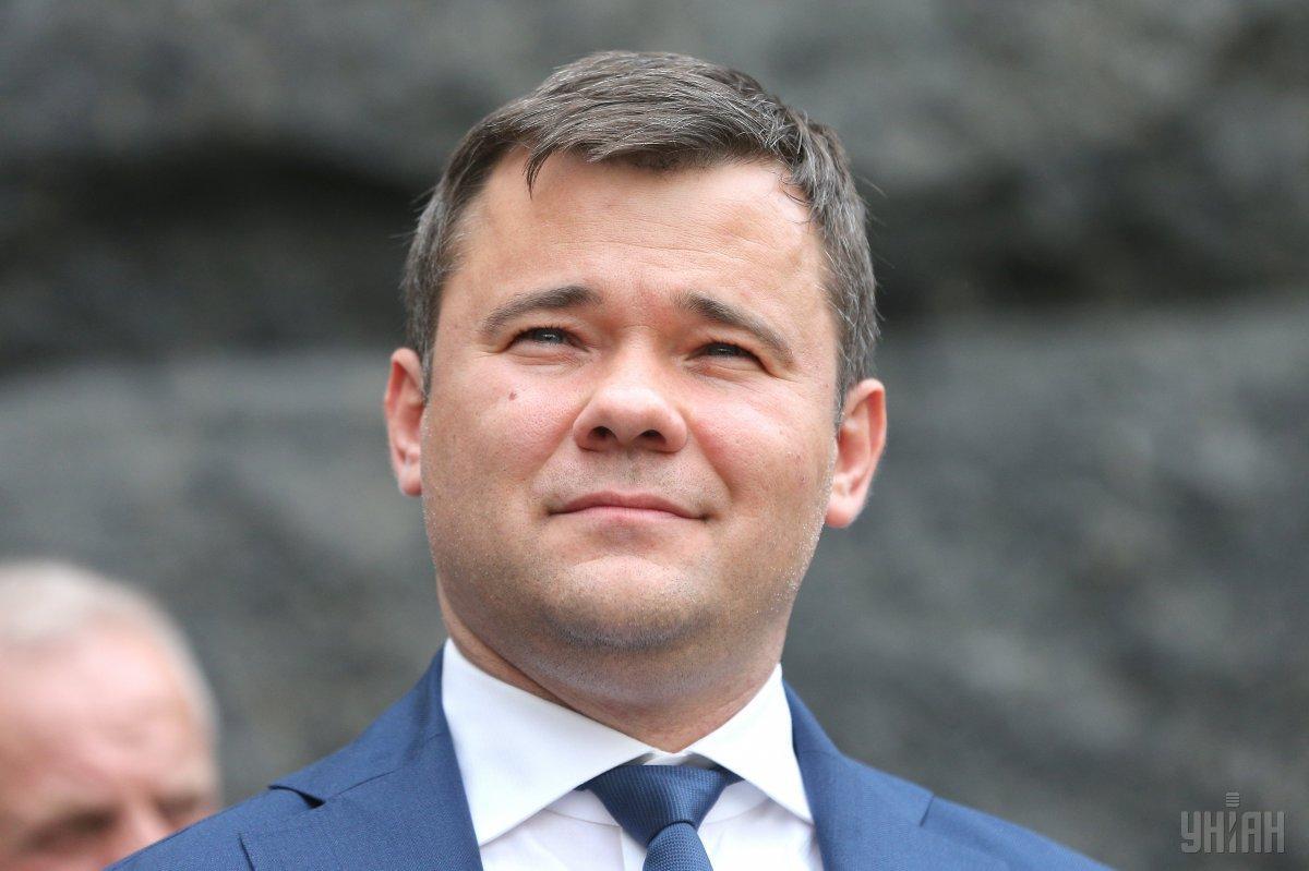 Андрей Богдан отметил, что АП будет искать компромиссы с РФ / фото УНИАН