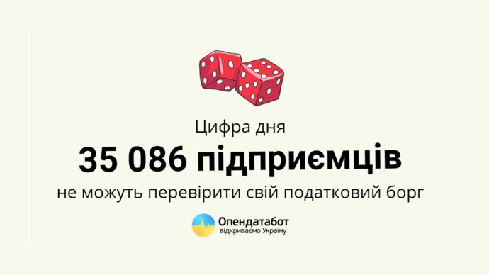фото opendatabot.ua