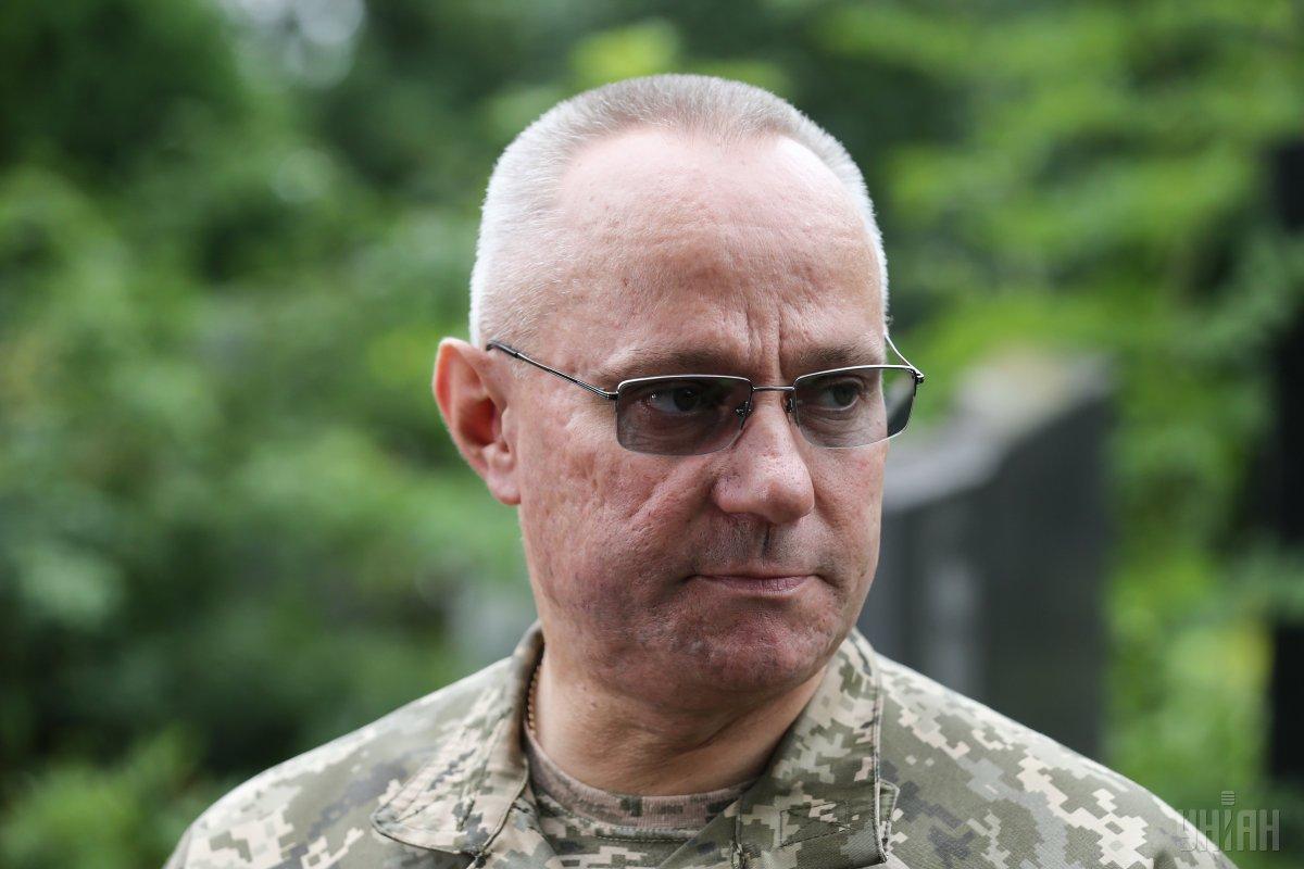 Новоназначенный глава Генштаба Хомчак рассказал об основных задачах на посту / УНИАН