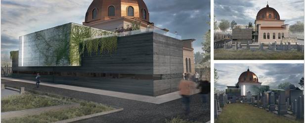 Проект будівництва музейного павільйону