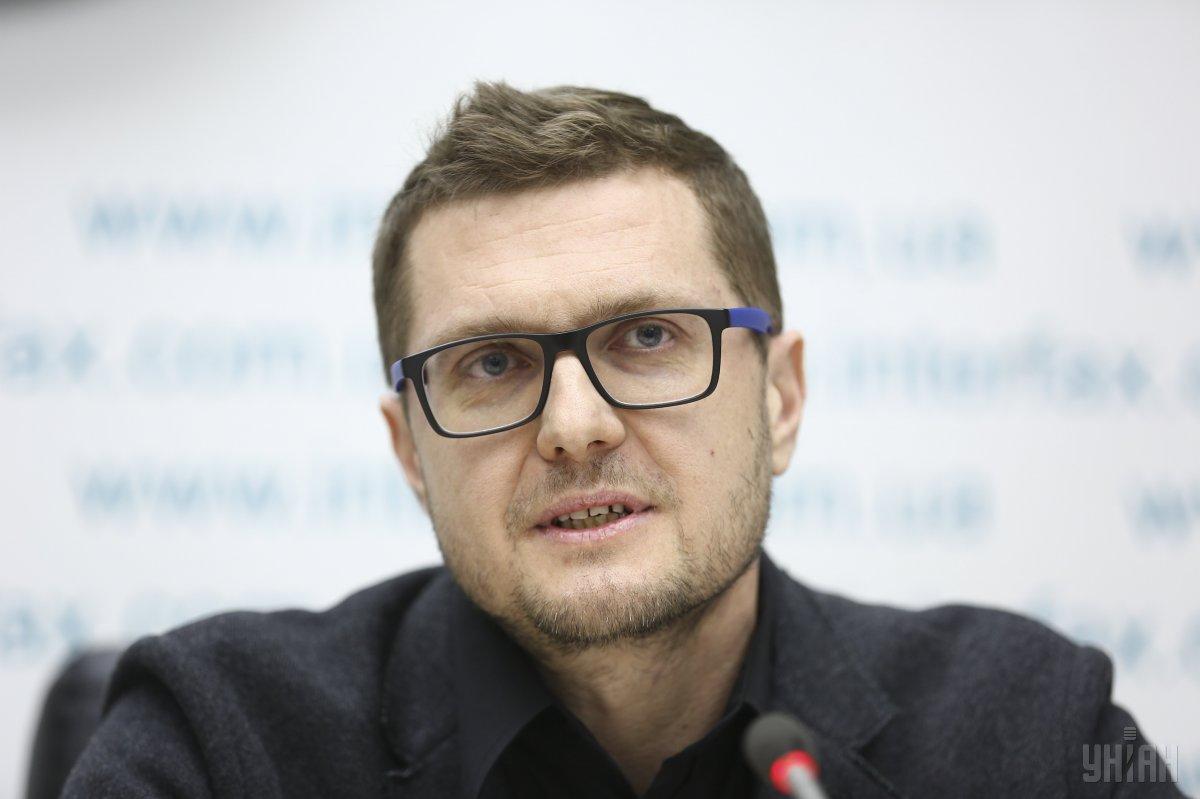 Касательно назначения Баканова в СБУ, эксперт отмечает, что это – временная мера для организации работы структуры в целом / фото УНИАН