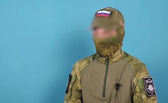Силовик также рассказал о своем участии в войне в Сирии/ фото: скриншот из ролика тюменского штаба Навального