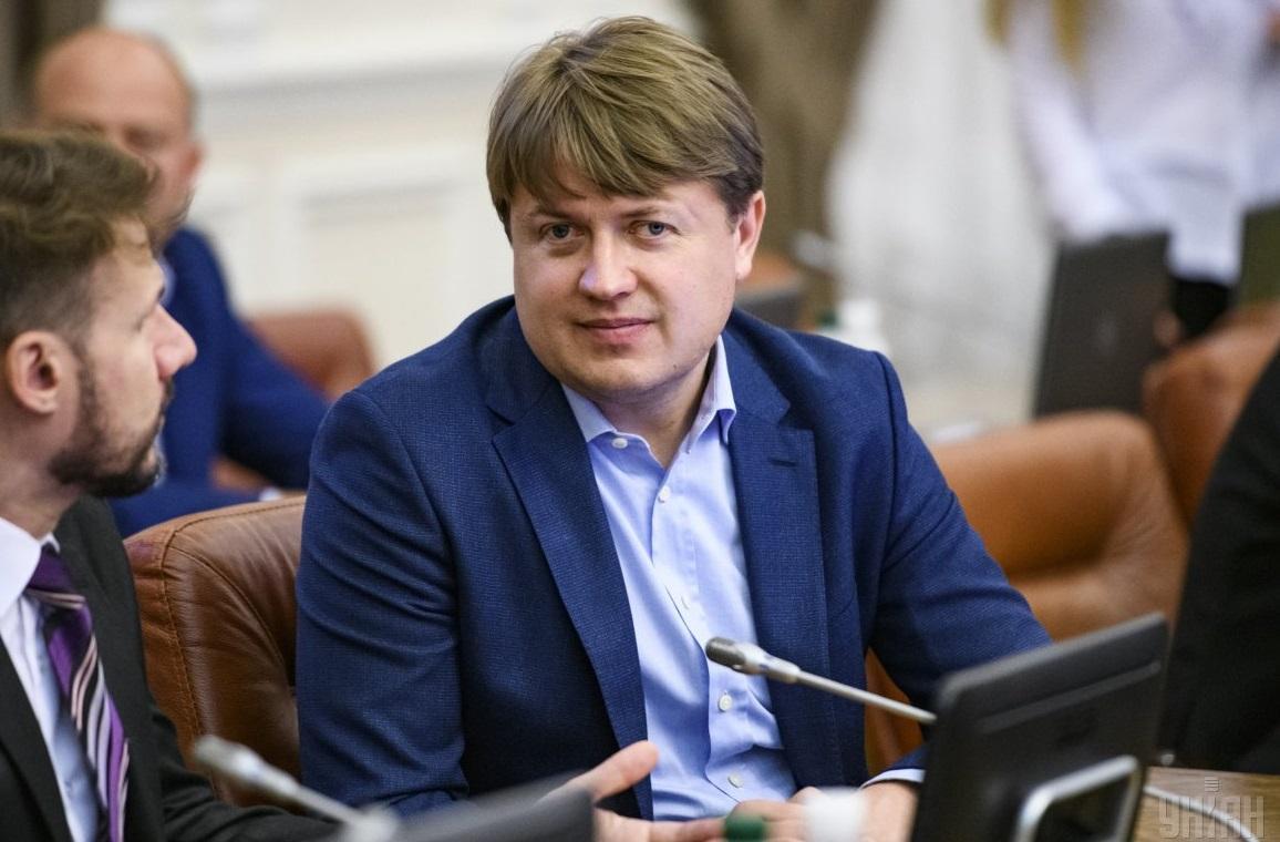 Представитель президента в Кабинете министров Андрей Герус/ фото УНИАН