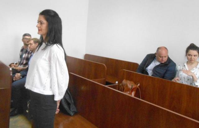 "Фамилия депутата Каролины Дорчипоявилась в списках сайта ""Миротворец"" / фото: Mukachevo.net"