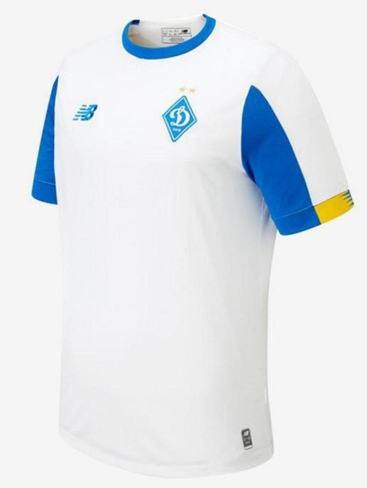 Новая домашняя форма Динамо / picshare.ru