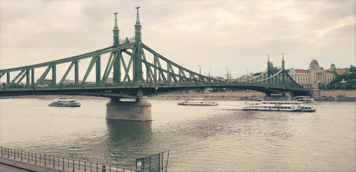 Мост Свободы / Фото Вероника Кордон