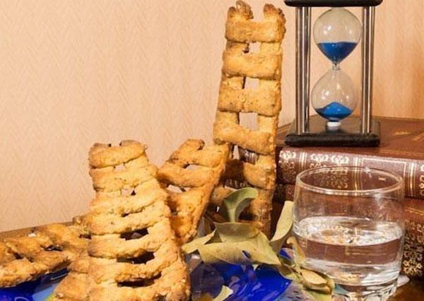 "В этот праздник пекут ""лесенки"" / фото abedik.ru"