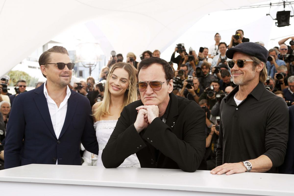 Премьере фильма «Однажды в Голливуде» в Каннах / REUTERS