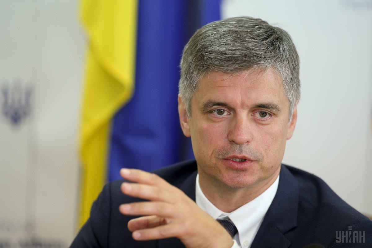 Пристайко подчеркнул, что Киев много времени уделяет вопросу освобождения украинцев из РФ / фото УНИАН