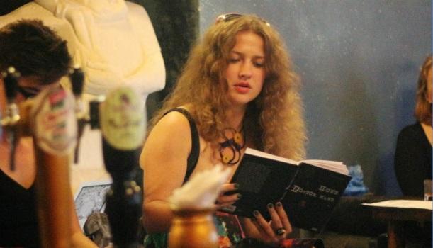 Львовская писательница Гаська Шиян / Фото из открытых источников