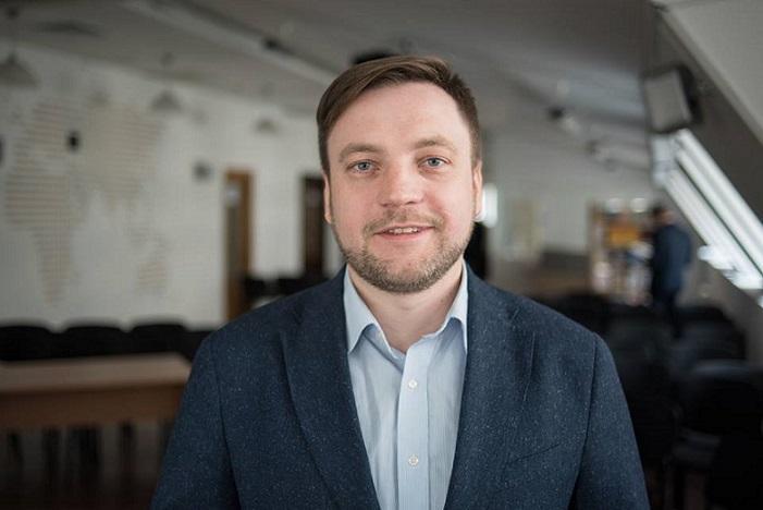 Монастырский считает, что гражданский руководитель СБУ способен видеть шире, чем существующаясистема / фото Украинский институт будущего