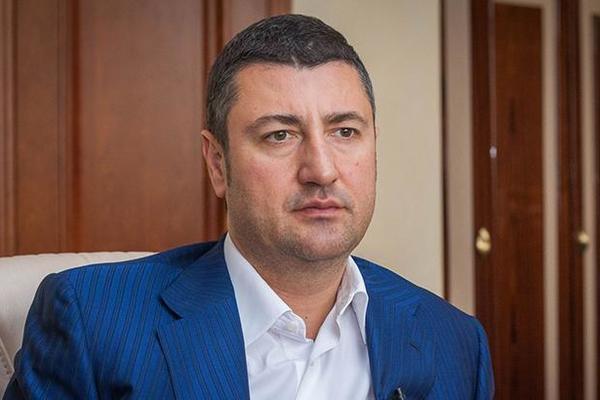 Oleg Bakhmatyuk / Photo provided by the press service