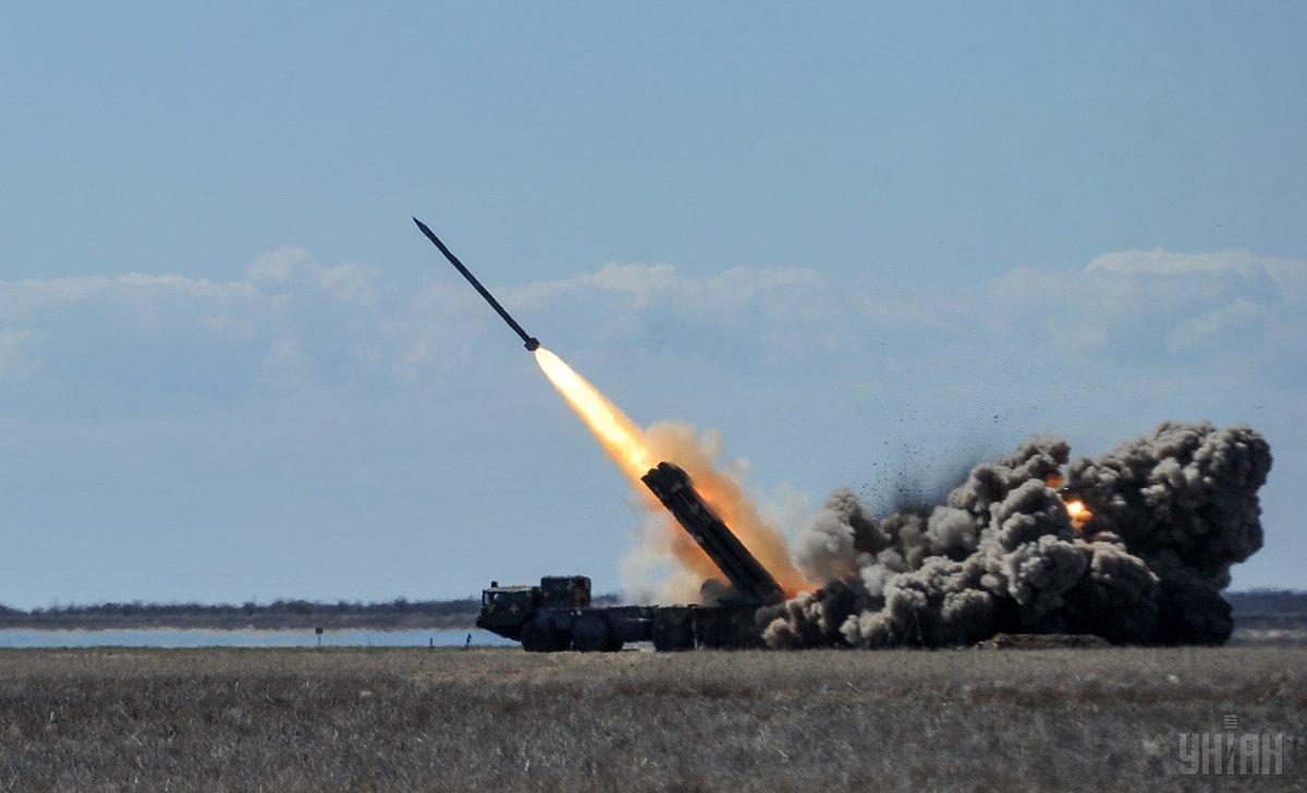 В начале октября в Одесской области будут отрабатываться ракетные стрельбы / фото УНИАН