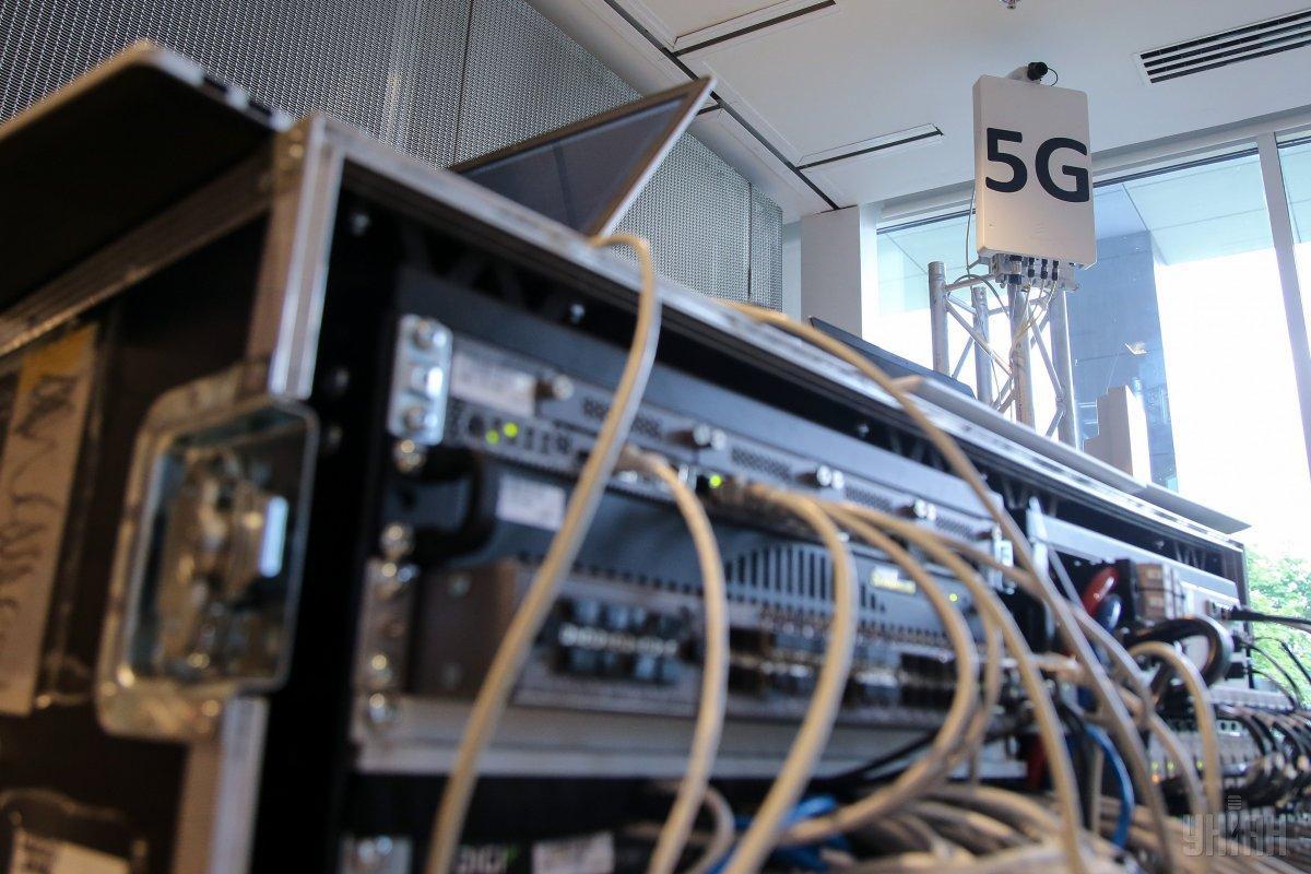 Компанії провели відкрите тестування швидкості 5G / фото УНІАН