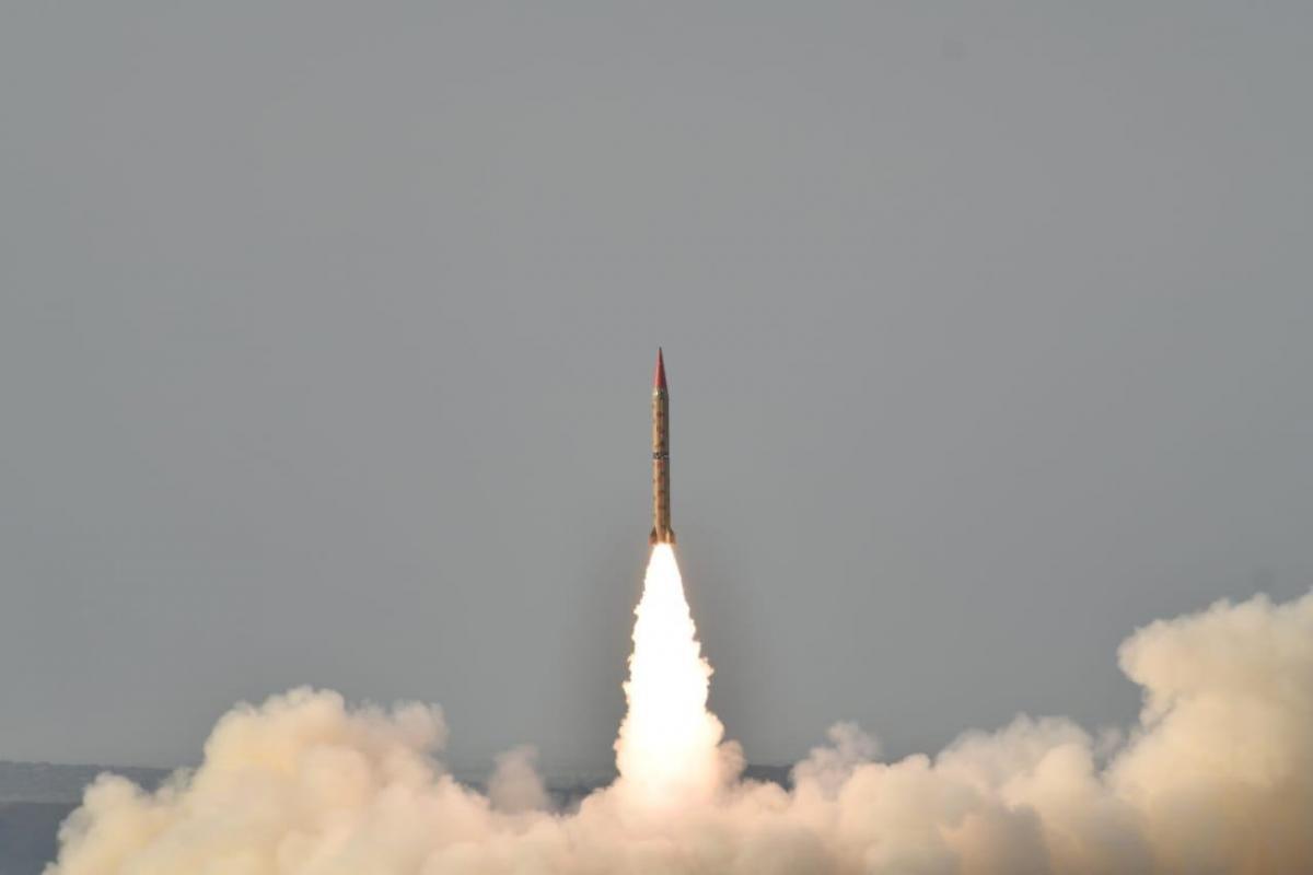 Ракета «Шахин-2» \ REUTERS