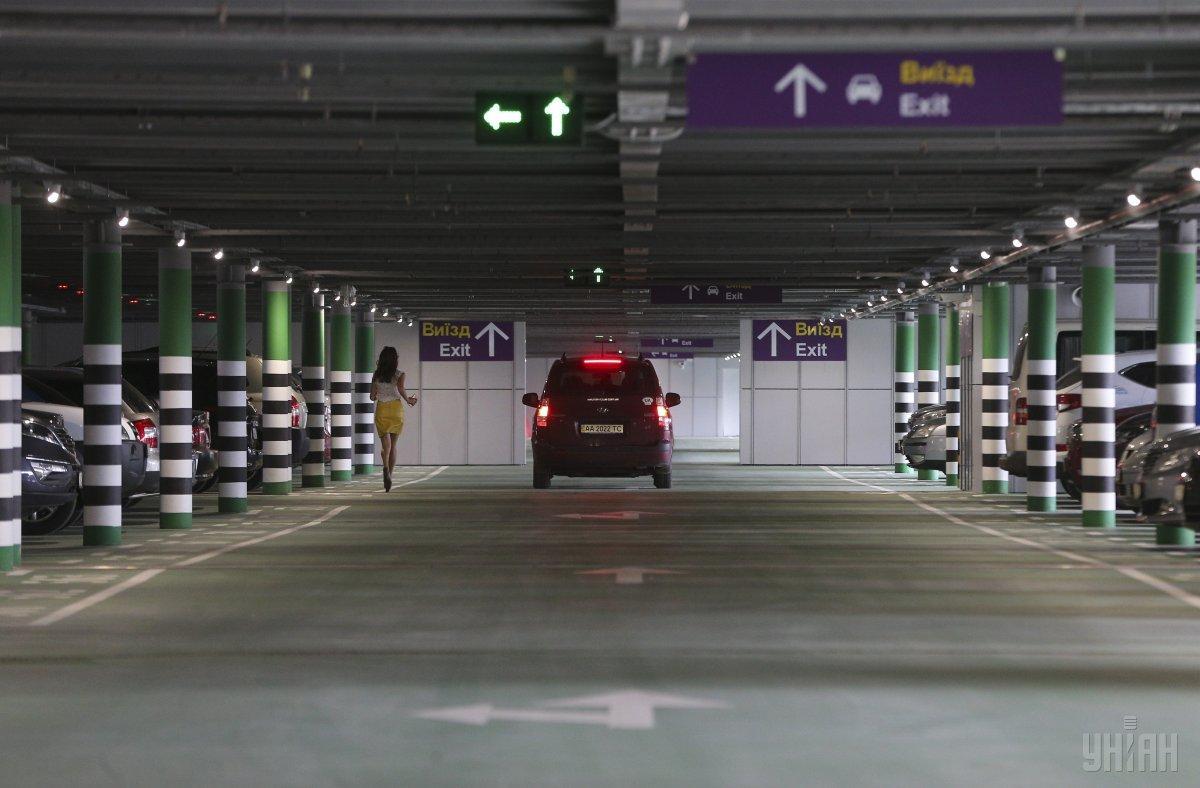 На будівництво паркінгу виділили 440 млн грн / фото УНІАН