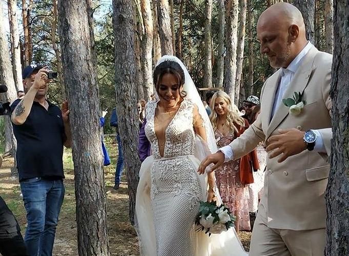 """Потап і Настя переробили свій хіт """"Не пара"""" після весілля / фото Instagram"""