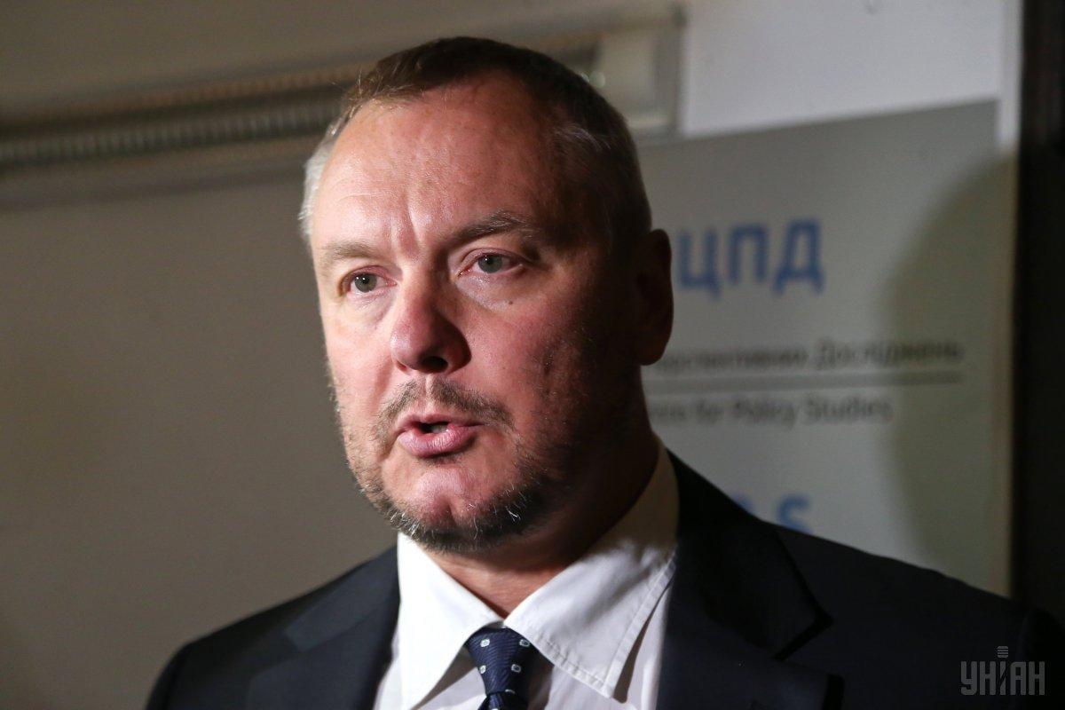 Зеленский вернул Артеменко надолжность руководителя Нацсовета