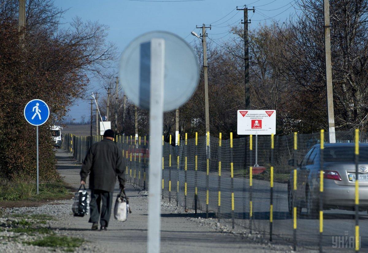 Пока послаблений в вопросе пересечения КПВВ не предусмотрено / фото УНИАН