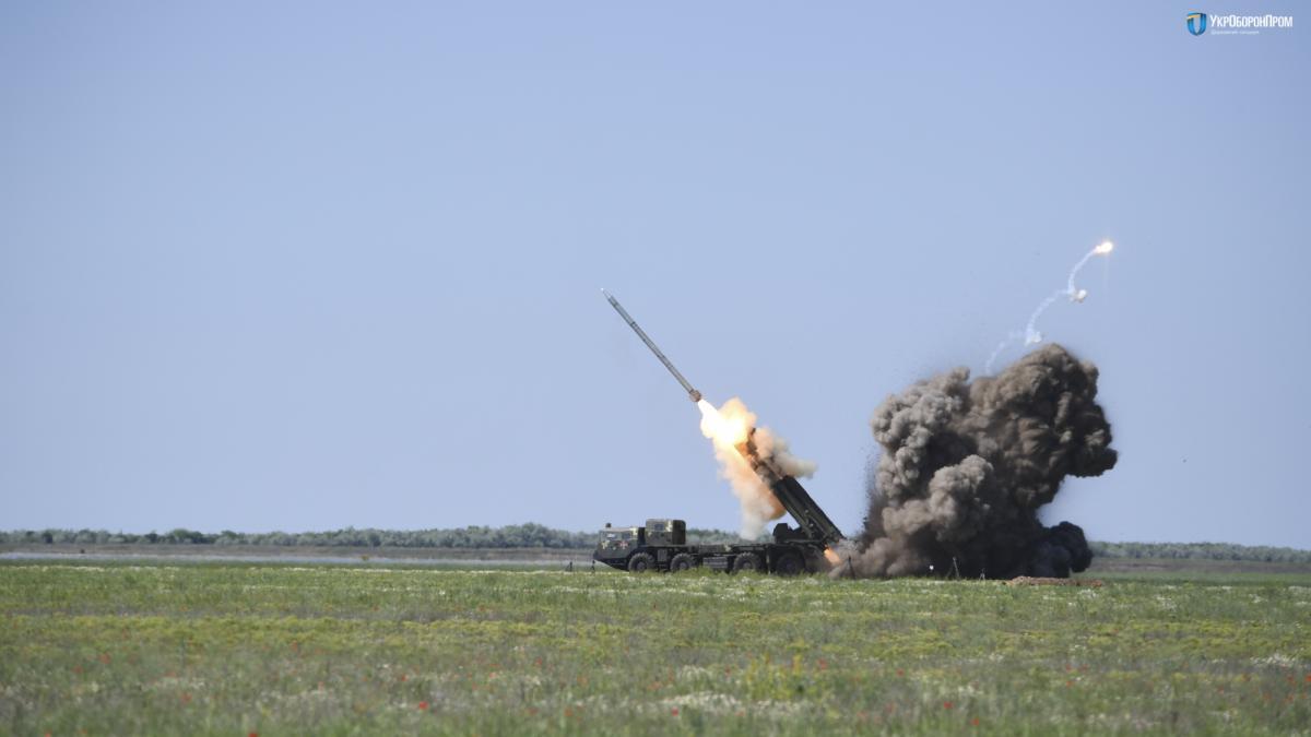 """Пройшли випробування """"Вільхи"""" / фото Укроборонпром"""
