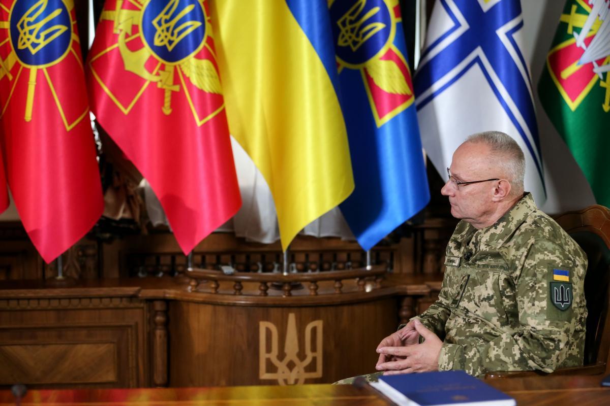 Хомчак рассказал о потребностях армии \ фото УНИАН