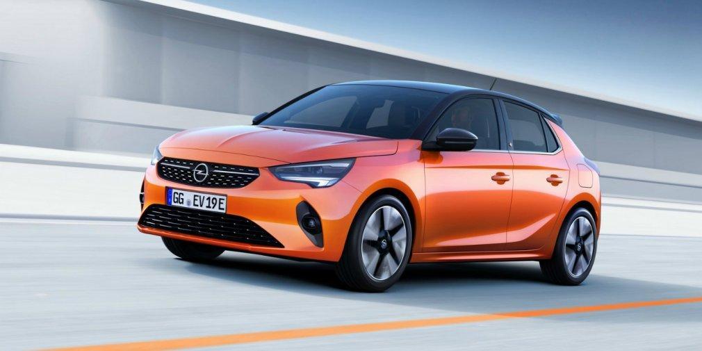 Новий Opel Corsa отримав електромотор / фото Opel