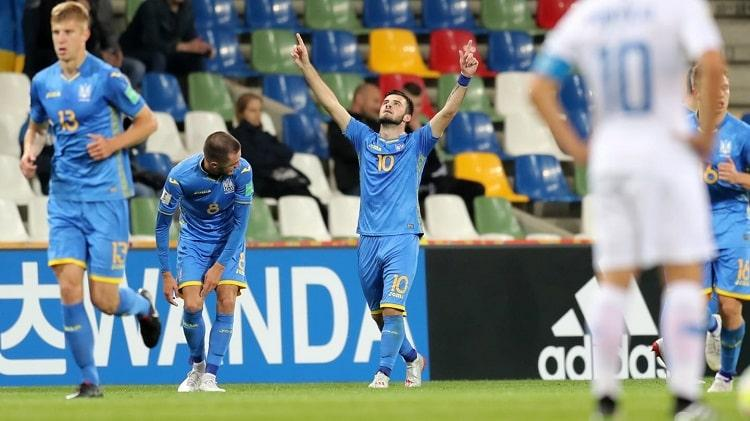 Украина - США - 2:1 / fifa.com