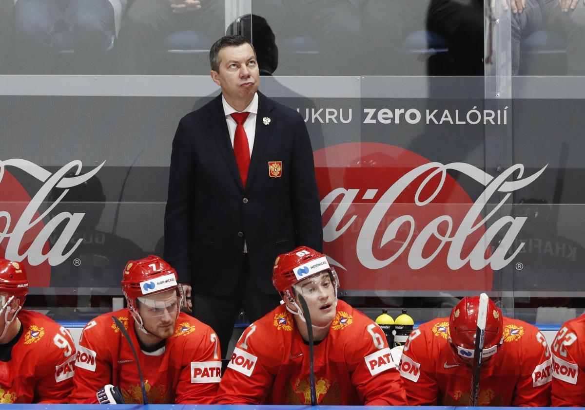 Россия - Финляндия - 0:1 / REUTERS