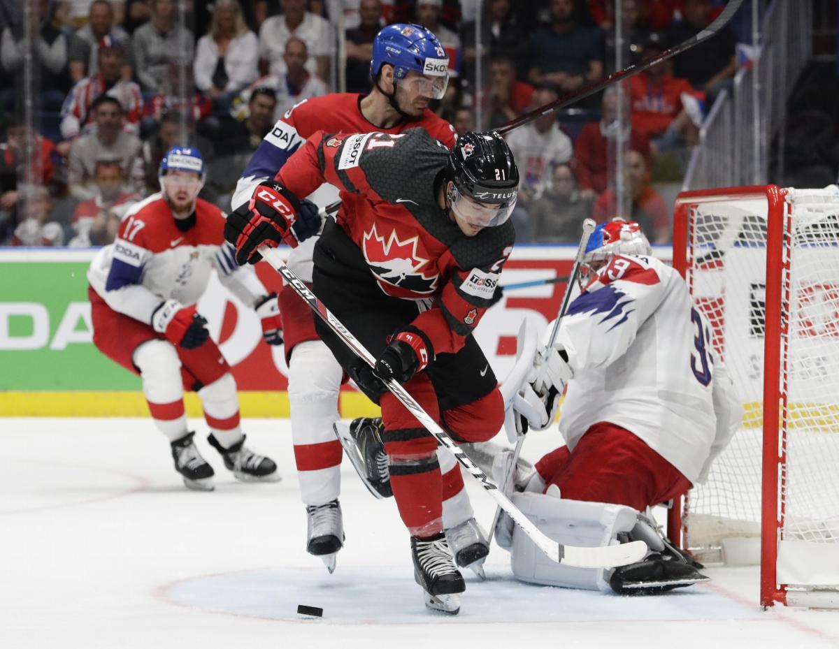 Канада - Чехия / REUTERS