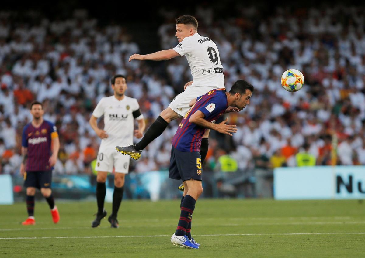 Барселона - Валенсия - 1:2 / REUTERS