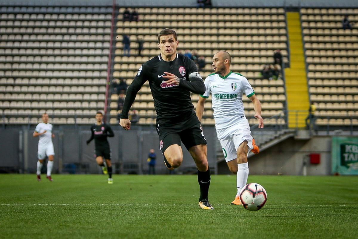 Зоря і Олександрія зустрілисяв четвертий раз в сезоні / фото: ФК Зоря