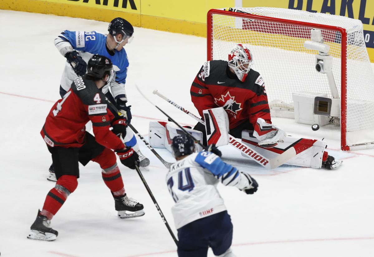 Канада - Финляндия / REUTERS