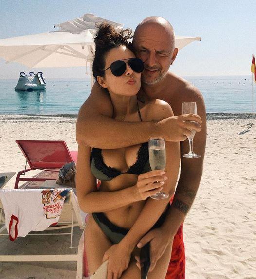 Каменских отправилась в медовый месяц с Потапом/ фото instagram.com/kamenskux