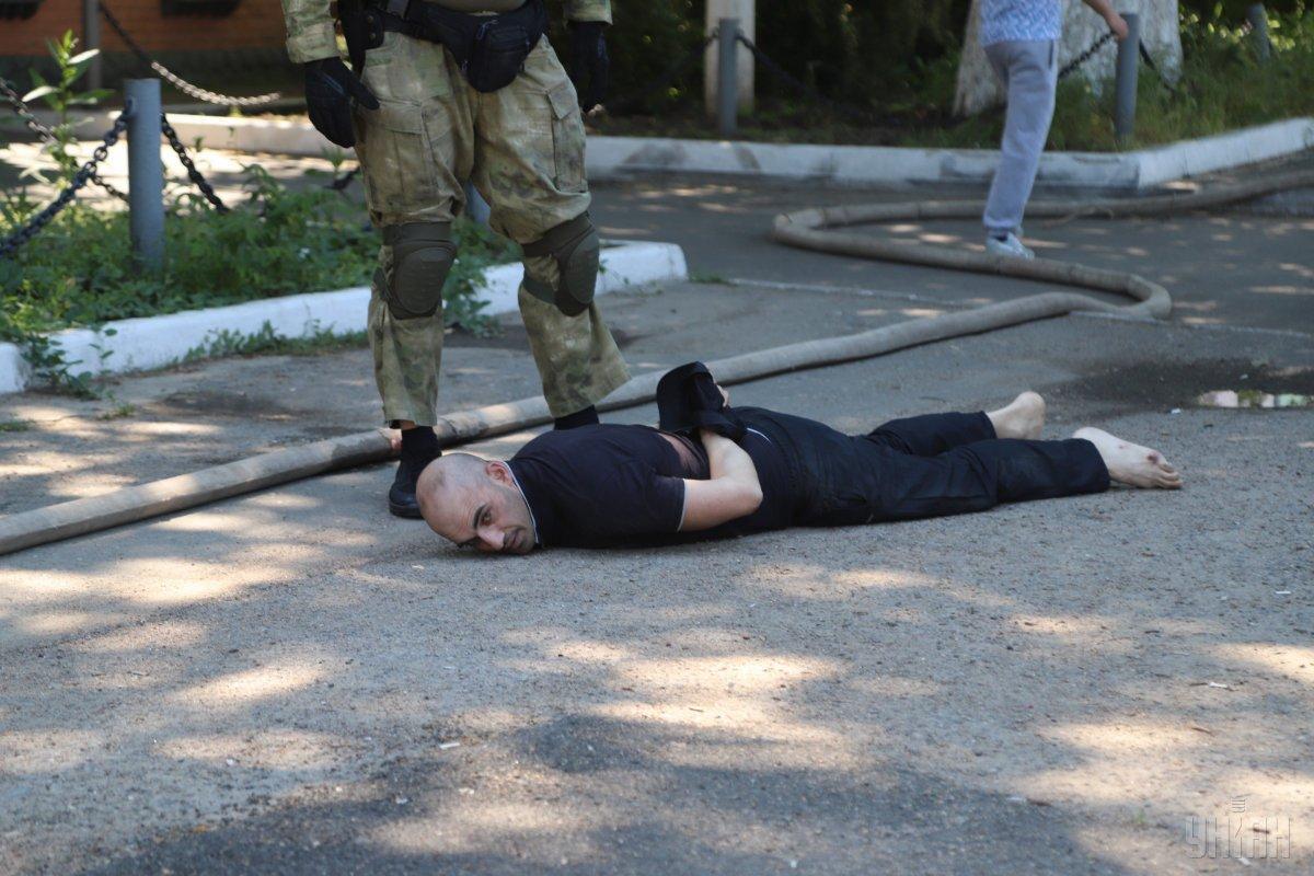 Более четырех сотен заключенных взбунтовались / УНИАН