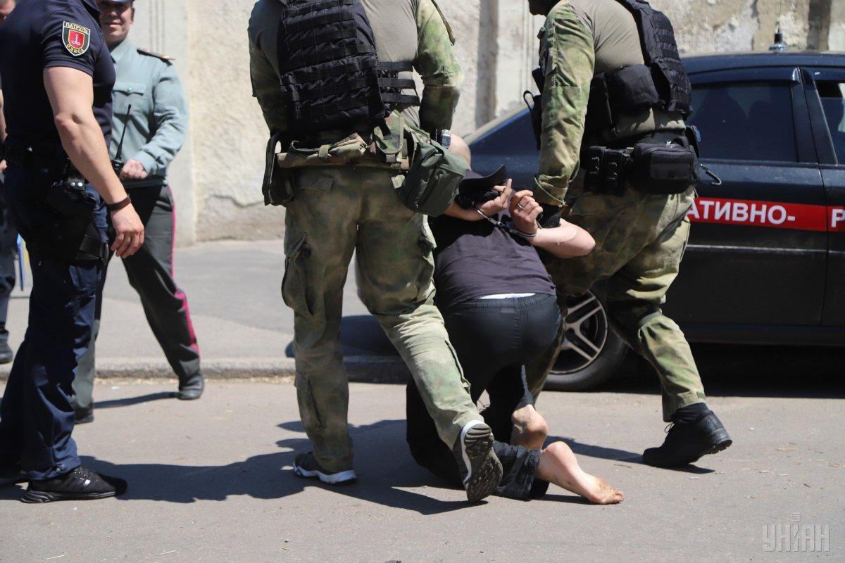 """Бунт в колонии в Одессе произошел по указанию """"воров в законе"""" \ УНИАН"""