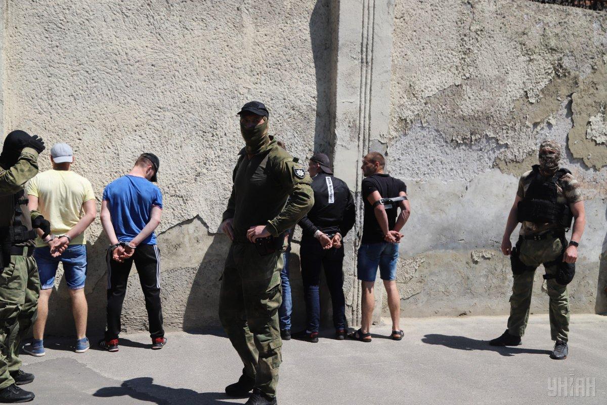 В Одесі Південної виправної колонії (№51) 27 травня стався бунт / фото УНІАН
