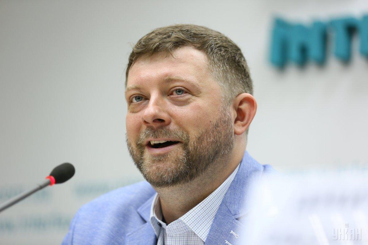 Корниенко  против того, чтобы представители старых элит возвращались во власть / Фото УНИАН