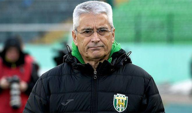Фабри Гонсалес возглавлял Карпаты с января / фото: ФК Карпаты