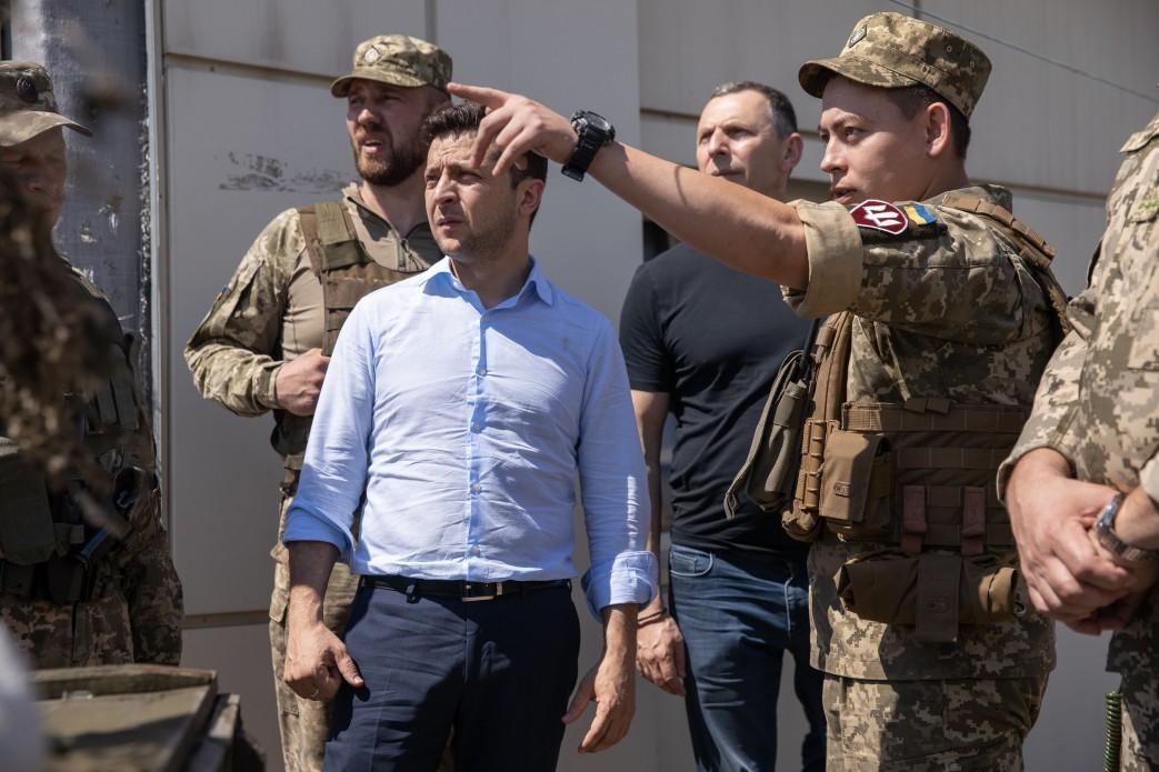 Президент Парламентской ассамблеи НАТО пригласила Зеленского на осеннюю сессию в Лондон / Официальное интернет-представительство Президента Украины