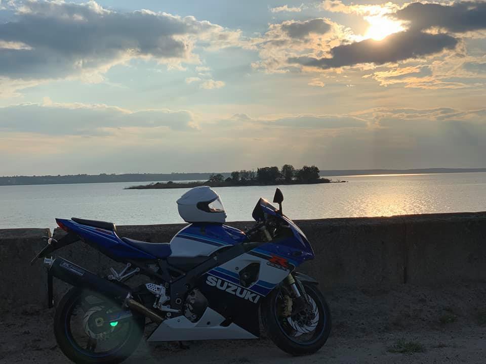 Лимитированный Suzuki GSX-R угнали этой ночью / фото: facebook.com/MasiNayyem