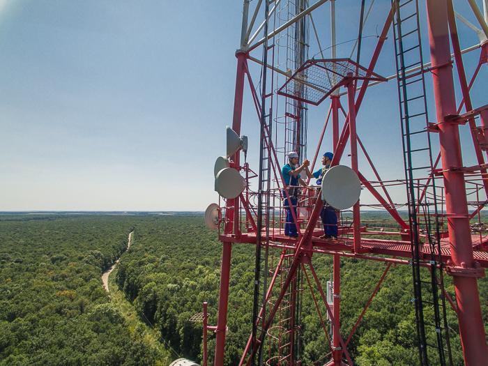 У планах компанії надавати доступдо швидкісного мобільного інтернету для 90% населення України / фото Київстар