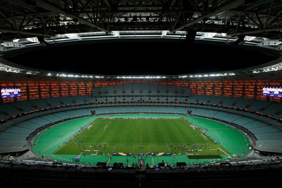 Олимпийский стадион / REUTERS