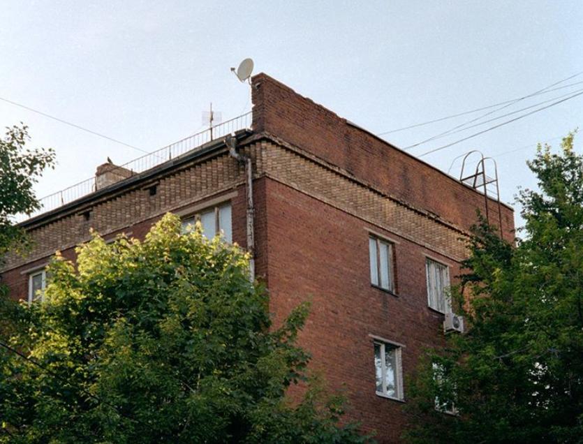 Перша «хрущівка» була збудована в 1957 році і планувалося, що це буде тимчасове житло на 25 років /Instagram - aesteticasovietica