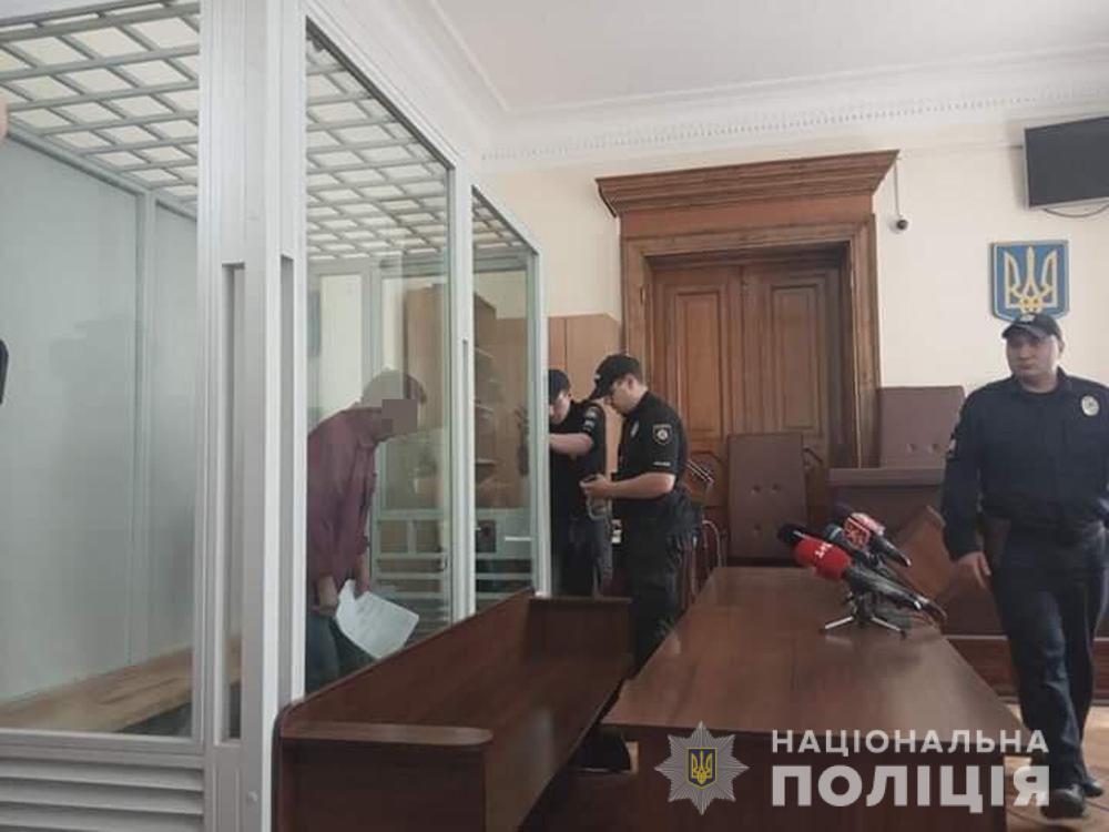 Вчера суд взял под стражу мать погибшего ребенка / фото: ГУ НП в Житомирской области