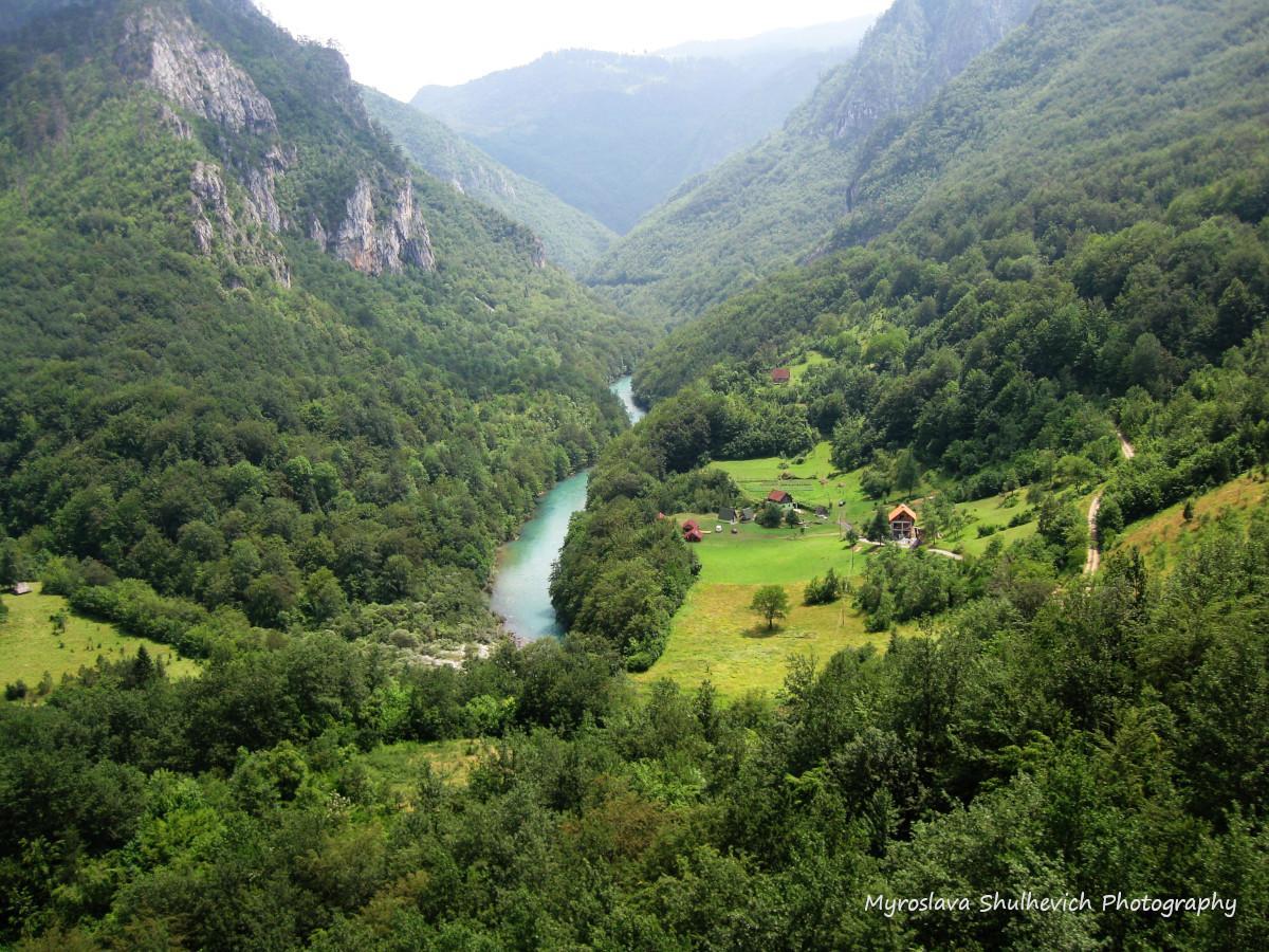 Черногория / Фото Myroslava Shulhevich
