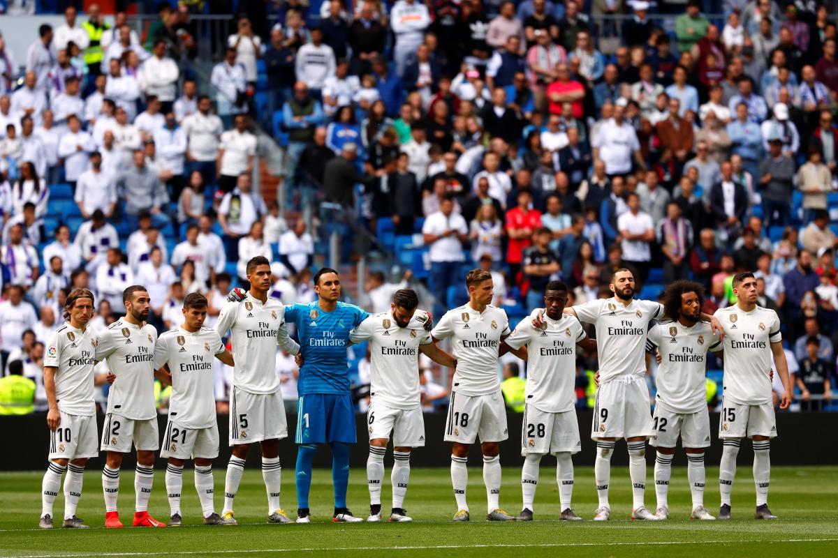 """Мадридский """"Реал"""" - самый дорогой клуб мира / REUTERS"""